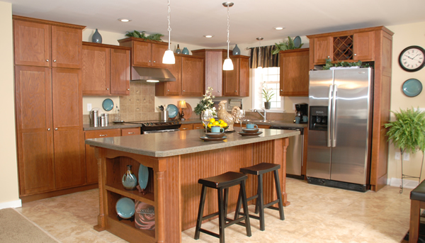 Sweetwater Homes Harvest Gold House